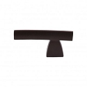 Top Knobs Sanctuary I Arched Knob/Pull 2 1/2 Inch - Oil Rubbed Bronze