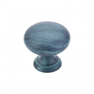 Top Knobs Somerset 1 1/4 Inch Cabinet Knob - Dark Verdigris