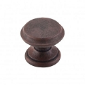 Top Knobs Dakota Flat Top Cabinet Knob - Patina Rouge