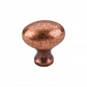 Top Knobs Somerset Knob 1 1/4 Inch - Old English Copper