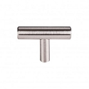 Top Knobs M1885 Hopewell T-Handle 2 Inch-Brushed Satin Nickel