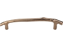 Top Knobs Aspen Twig 8 Inch CC Cabinet Pull - Light Bronze