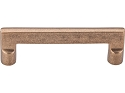 Top Knobs Aspen Twig 4 Inch CC Cabinet Pull - Light Bronze