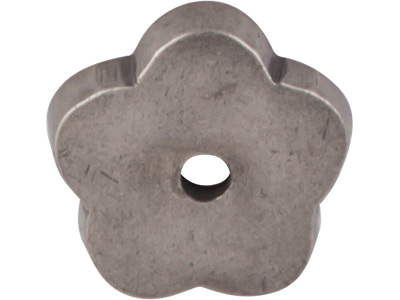 Top Knobs Aspen Collection Flower Plate - Silicone Bronze Light