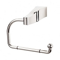 Top Knobs AQ4PC Aqua Tissue Hook - Polished Chrome