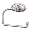 Top Knobs ED4APC Edwardian Oval Tissue Hook - Antique Pewter