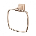 Top Knobs STK5BB Stratton Towel Ring - Brushed Bronze