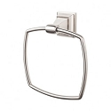 Top Knobs STK5BSN Stratton Towel Ring - Brushed Satin Nickel