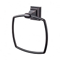 Top Knobs STK5TB Stratton Towel Ring - Tuscan Bronze