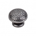 Top Knobs Britannia M49 Warwick Knob 1 1/2 Inch- Cast Iron