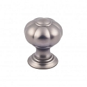 Top Knobs TK690AG Allington 1 inch Cabinet Knob - Ash Gray
