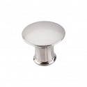 Top Knobs M1306 Lund Knob 1 1/4 Inch- Brushed Satin Nickel