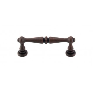 Top Knobs M1718 Edwardian Pull 3 Inch (C-C)-Patina Rouge