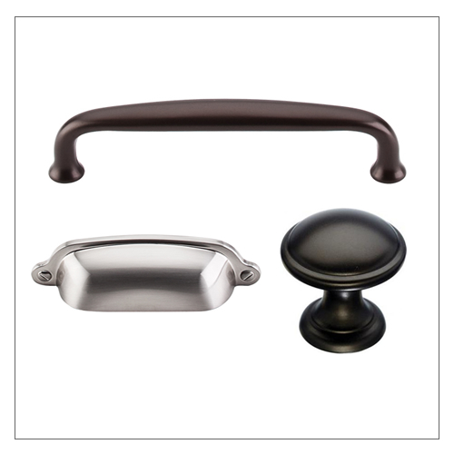 Top Knobs - Dakota Cabinet Knobs and Pulls