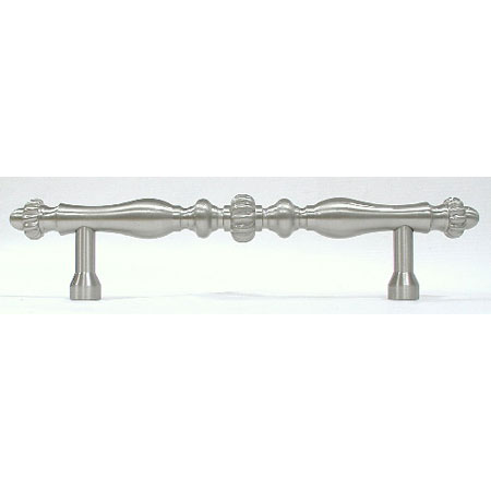 Top Knobs 8 Inch CC Appliance Handle - Brushed Satin Nickel