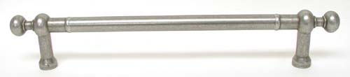 Top Knobs 18 Inch CC Appliance Handle - Pewter