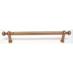 Top Knobs 12 Inch CC Appliance Handle - Old English Copper
