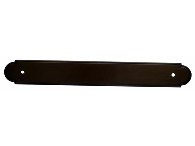 Top Knobs Plain Back Plate - Oil Rubbed Bronze