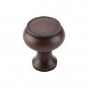 Top Knobs Normandy 1 1/4 Inch Cabinet Knob - Patine Rouge