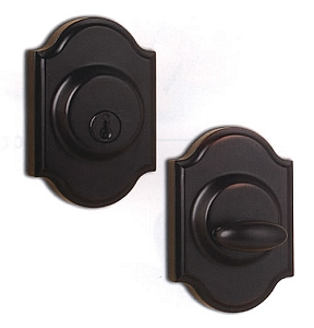 Weslock 700 Series Premiere Single Cylinder Deadbolt