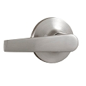 Weslock Bristol Door Lever in Satin Nickel
