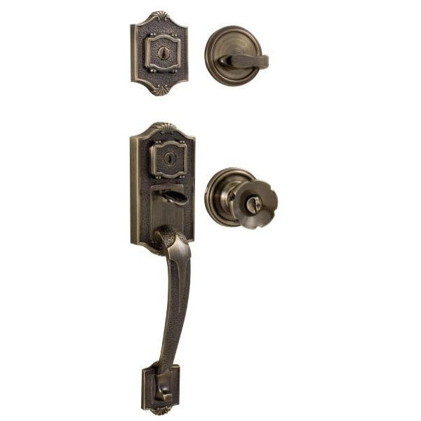Weslock Colonial 1300 Entrance Handleset