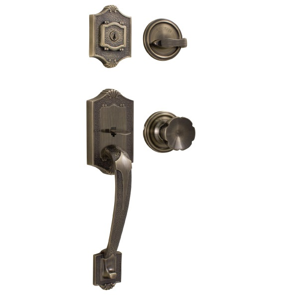 Weslock Colonial 2100 Entrance Handleset