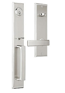 Weslock Woodward 2 Entrance Handleset