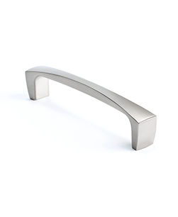 Berenson Aspire 128mm CC Pull in Brushed Nickel