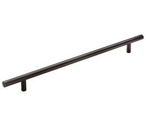 Amerock Bar Pulls 10 1/16 Inch CC Cabinet Pull - Oil-Rubbed Bronze