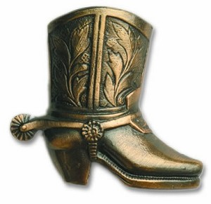 Bucksnort Cowboy Boot - Right Face