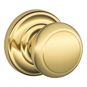 Schlage Door Hardware Schalge Andover Door Knob With