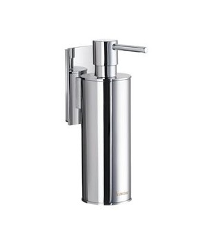 Smedbo Pool Collection Soap Dispenser Wallmount - Polished Chrome