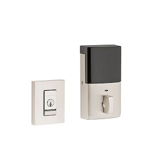 Baldwin Evolved Contemporary Square Deadbolt