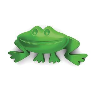 Century Nursery Frog Pull Green Pack Of 2