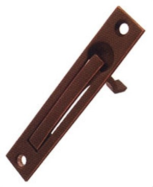 Emtek Edge Door Pull with screws