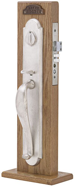 Emtek Topeka Mortise Entrance Handleset