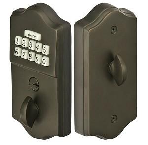 Emtek Electronic Keypad Deadbolt Lockset E1000