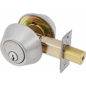 Ezset Door Hardware Grade Ii Commercial Double Cylinder Deadbolt Direct Door Hardware