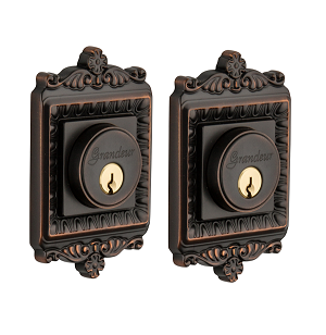 Grandeur Windsor Deadbolt - Double Cylinder