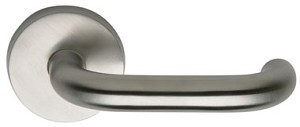 Omnia Stainless Steel Lever Style 10