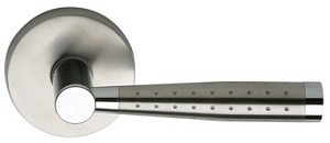 Omnia Stainless Steel Lever Style 19