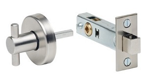 Omnia Stainless Steel Single Sided Deadbolt Style 6000