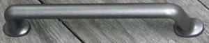 Rusticware 10 Inch CC Appliance Pull - Weathered Pewter