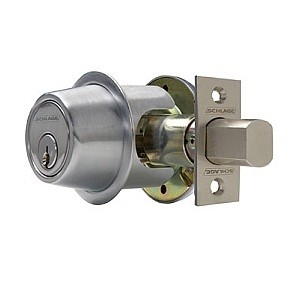 Schlage B562 Commerical Grade 2 Double Cylinder Deadbolt