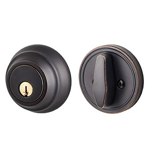 Sure-Loc Single Cylinder Elegance Deadbolt