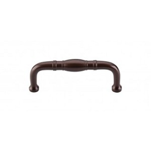 Top Knobs 3 Inch CC D Handle - Oil Rubbed Bronze