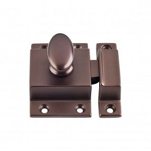 Top Knobs M1783 Cabinet Latch 2 Inch- Oil Rubbed Bronze