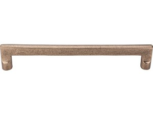 Top Knobs Aspen Twig 9 Inch CC Cabinet Pull - Light Bronze.
