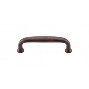 Top Knobs M1192 Charlotte Pull 3 Inch (C-C)- Patina Rouge